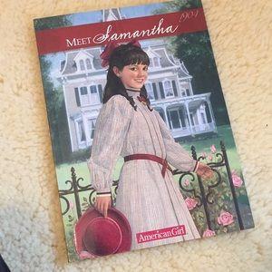 Samantha American Girl Book